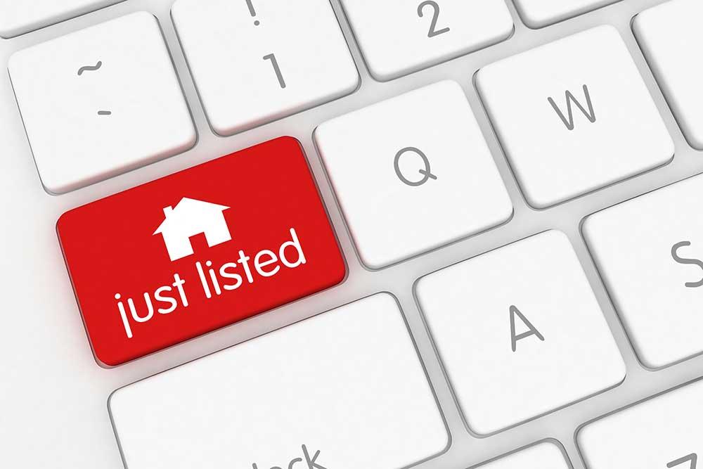 Custom Property Webpage
